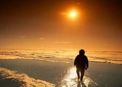 Арктика тает даже зимой