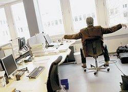 Чего не стоит делать, если начальник отлучился?