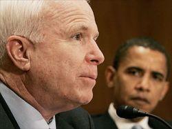 Какой президент для России хуже: Маккейн или Обама?