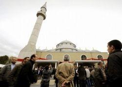 Открытие самой большой мечети Германии в Дуйсбурге