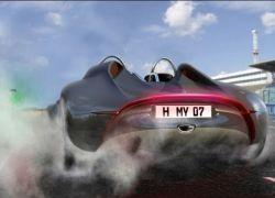 Cпортивный автомобиль от Felix Runde