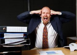 Стресс связан с заболеваниями кожи
