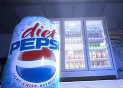 Эволюция логотипа Pepsi