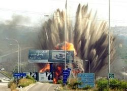 Военные операции Израиля на территории Ливана