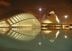 Город искусств и наук в Испании