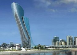 """В ОАЭ появится самое \""""кривое\"""" здание в мире"""