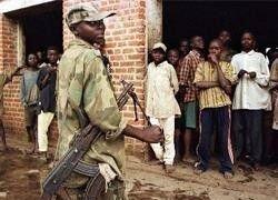 В Конго началась война, миротворцы ООН отступают