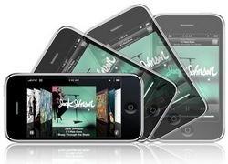 Apple выпускает обновленную модель телефона iPhone 3G