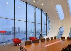 Benthem Crouwel Architects – стеклянный пентхауз