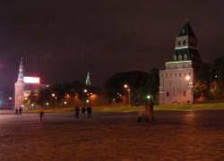 Матч звезд КХЛ могут провести на Красной площади
