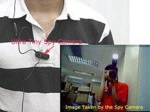 Bluetooth-гарнитура со встроенной шпионской камерой