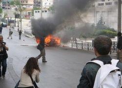 В Греции анархисты атаковали банк