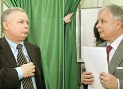 Польский суд официально породнил братьев Качиньских с утками