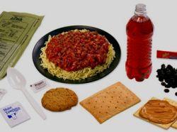Самогразгревающаяся пища - технологический сдвиг в армейской пище