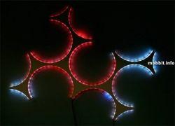 Интерактивная световая система, передающая эмоции