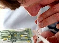 Европейских банкиров ждет кокаиновый голод?