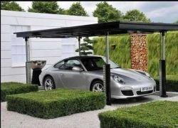 Самый экологичный гараж