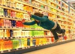 Французский фотограф заставляется людей летать