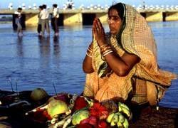 Индия спасает Ганг
