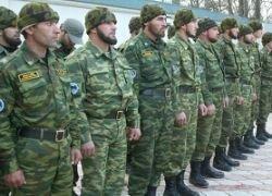 """В Чечне расформированы батальоны \""""Восток\"""" и \""""Запад\"""""""