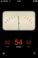Теперь iPhone поможет измерять уровень шума