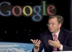 Глава Google отказался стать советником Обамы