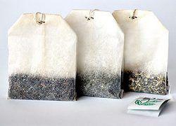 Пакетированный чай портит зубы
