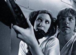 Звездные войны: фото со съемок