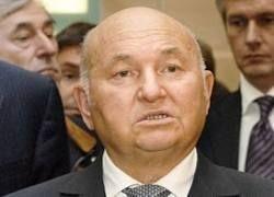 Лужков резко раскритиковал работу столичной ГИБДД