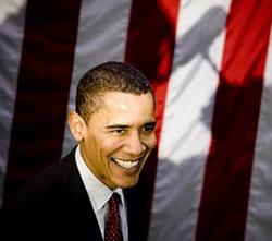Франклин Делано Обама?