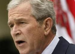 """Буш рассердился на Обаму из-за \""""утечки информации по встрече\"""""""