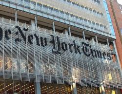 Фальшивая New York Times известила о завершении войны в Ираке
