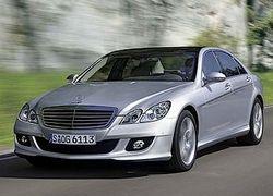 """Mercedes-Benz представил \""""умную\"""" систему безопасности"""