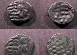 Любитель помог найти клад кельтских и германских монет