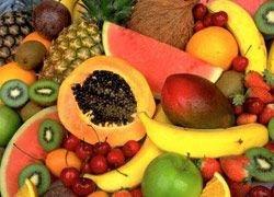 Польза экзотических фруктов
