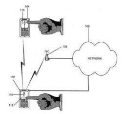 Патент от Sony Ericsson - новые возможности сенсорных дисплеев