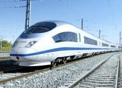 Первый высокоскоростной поезд Velaro RUS отправлен в Россию