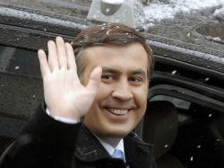 Путин утверждает, что не имеет отношения к яйцам Саакашвили