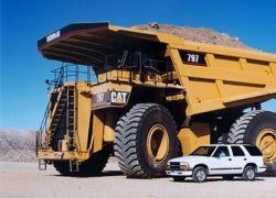 Самый большой грузовик станет роботом