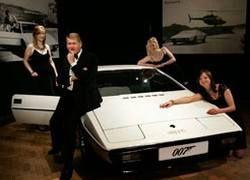 Автомобиль-амфибию Джеймса Бонда выставят на аукцион