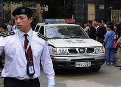 Убийца китайских полицейских превратился в народного героя