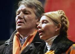 Ющенко намекнул, что Тимошенко осталось полгода