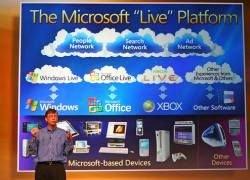 Microsoft пытается объединить социальные сети