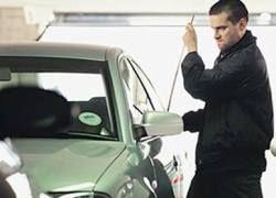 В Новой Зеландии заключенный угнал авто из-под носа у надзирателя