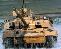 Проведены испытания первых украинских танков
