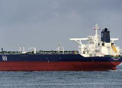 Захваченный пиратами танкер вез нефть на 100 миллионов долларов