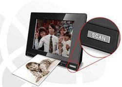 Новые гаджеты: фоторамка-сканер