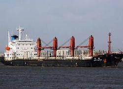 Сомалийские пираты отпустили гонконгский сухогруз