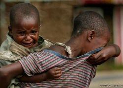 Жертвы войны в Конго
