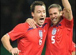 Сборная Англии по футболу в товарищеском матче обыграла Германию